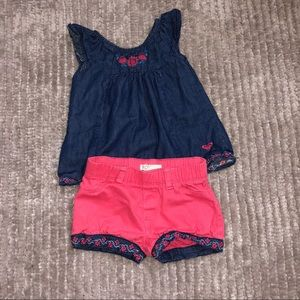 Roxy outfit 3t girls